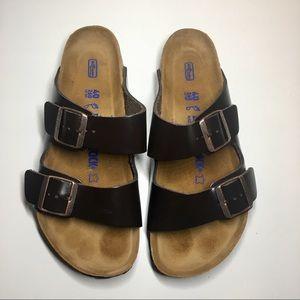 Birkenstock Arizona Habana Leather 40